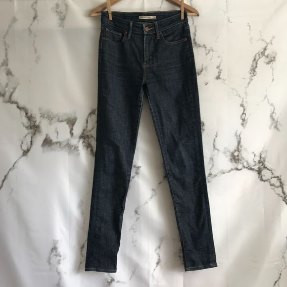 Levi's Denim - Levi's 721 High Rise Skinny Jeans